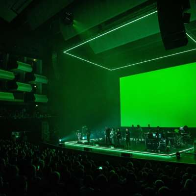 The National, Royal Festival Hall, London