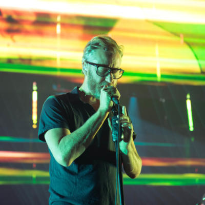 Watch Phoebe Bridgers perform with The National in LA