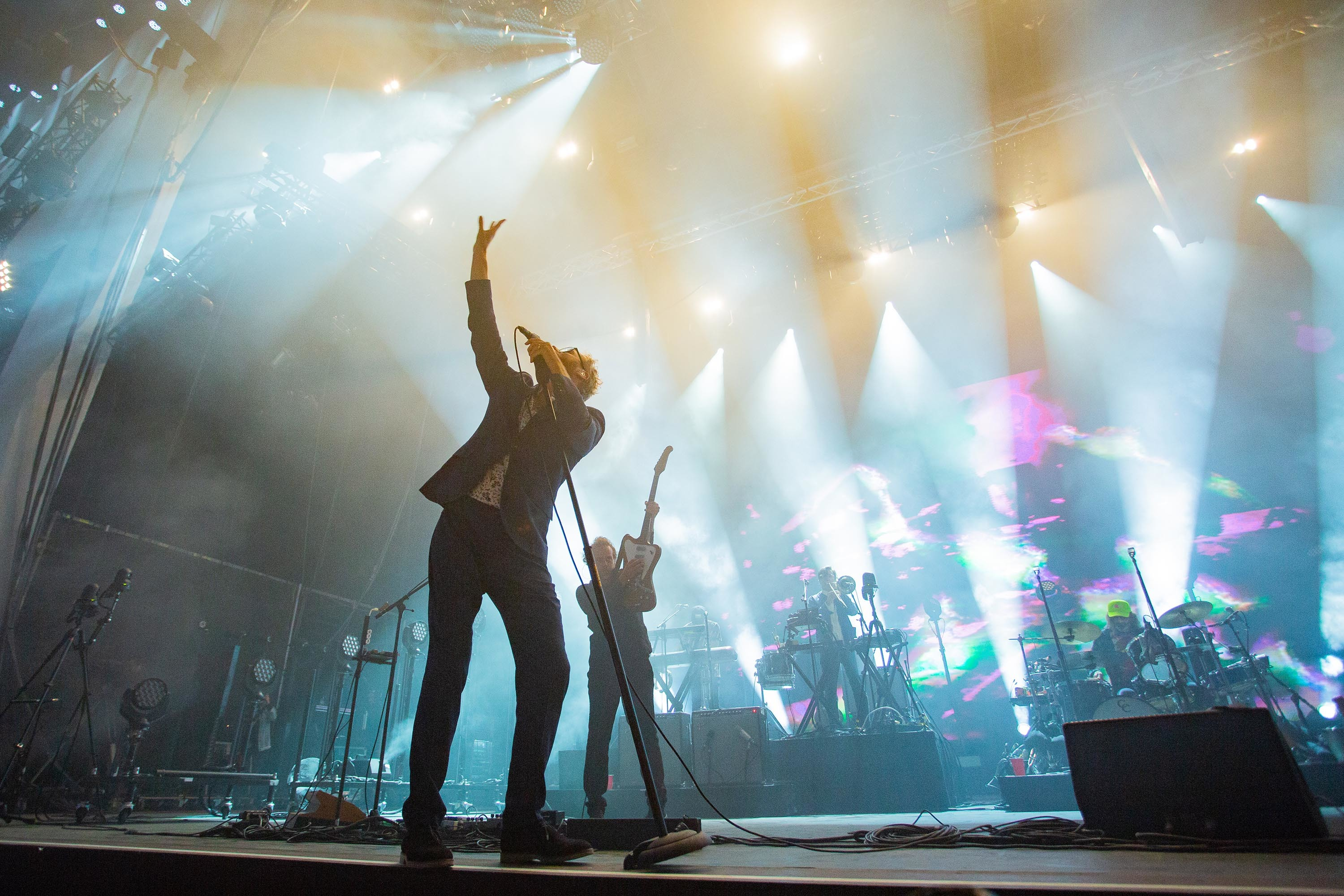 The National set to headline All Together Now in Ireland