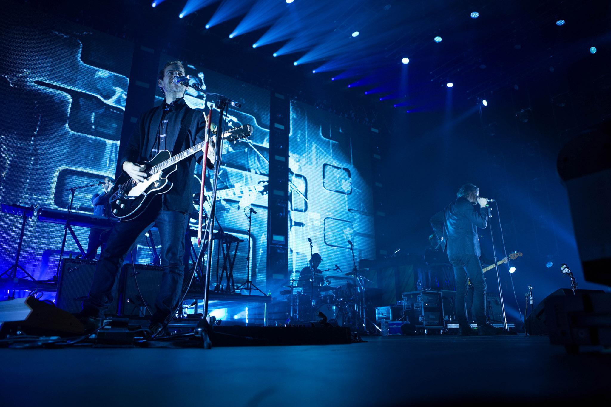 The National, O2 Arena, London