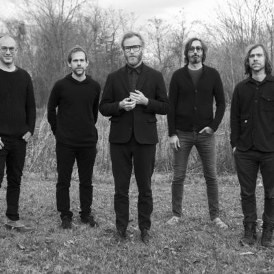 Tracks: The National, Danny L Harle, Mount Kimbie and more