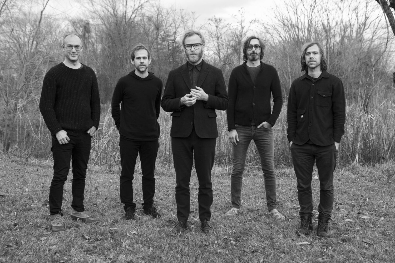 The National, Matt Bellamy contribute to 'For The Throne'