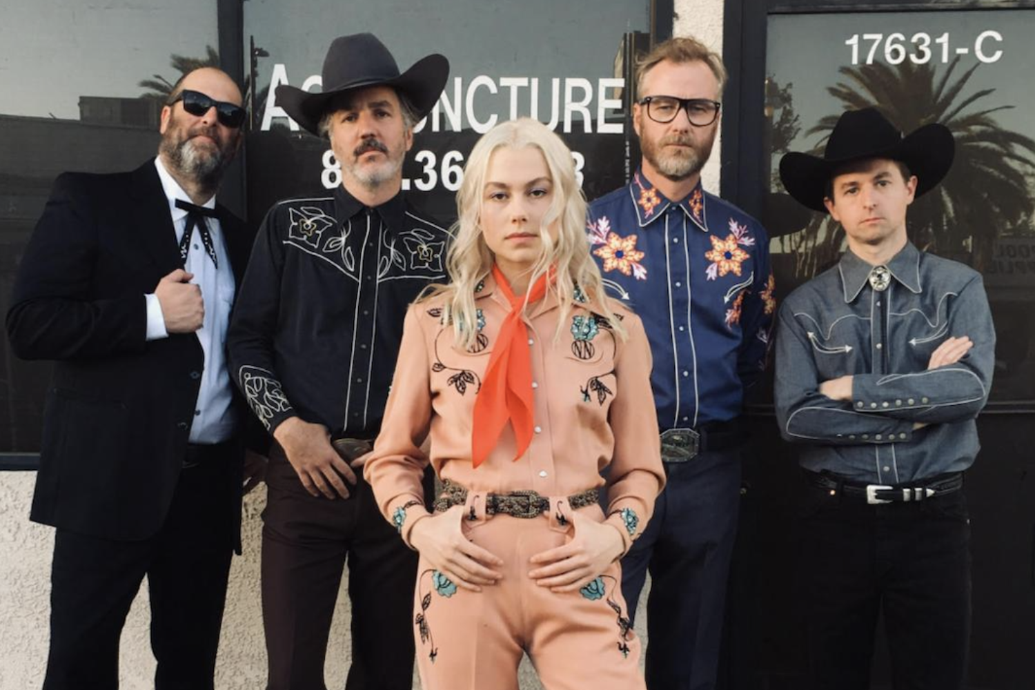 The National's Matt Berninger and Phoebe Bridgers team up for 'Walking On A String'