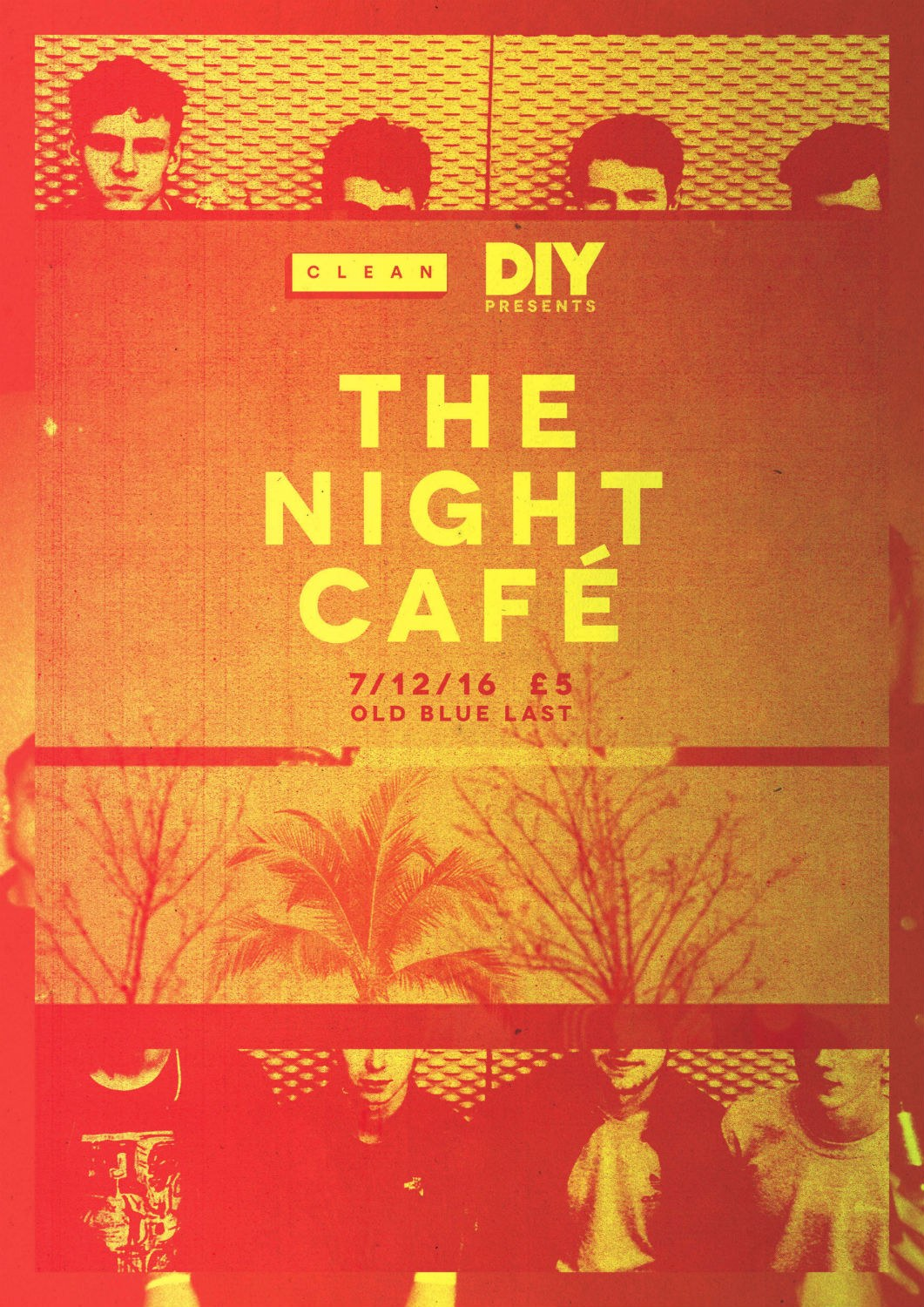 The Night Café send up a flare with 'Mixed Signals'