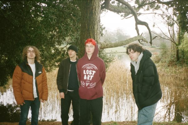 The Night Café share 'Think It Over' video
