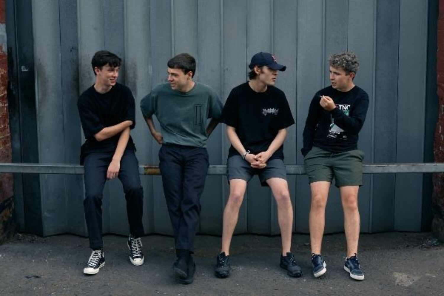 The Night Café share 'Please' isolation video