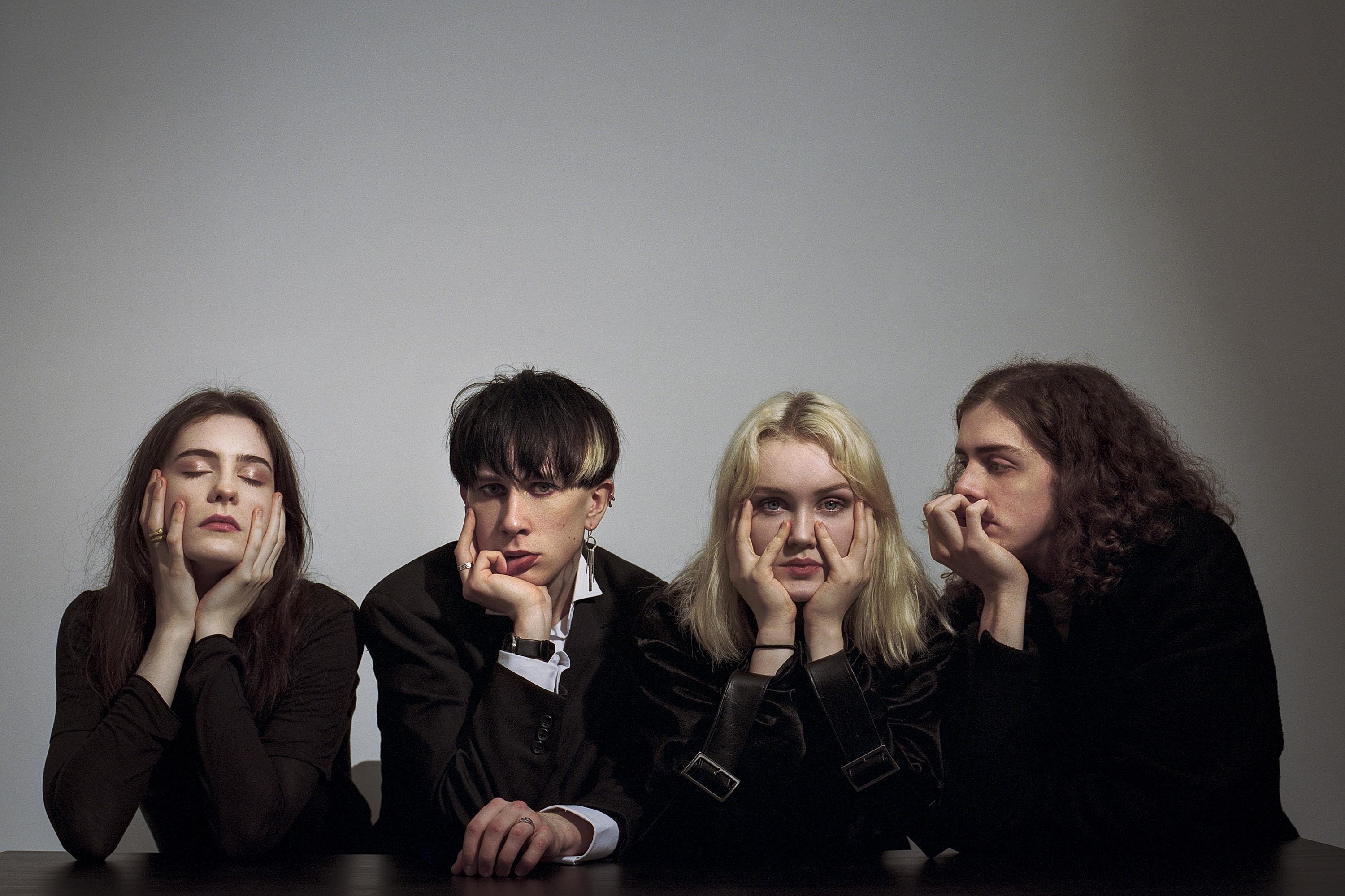 The Ninth Wave release new single, 'Swallow Me'