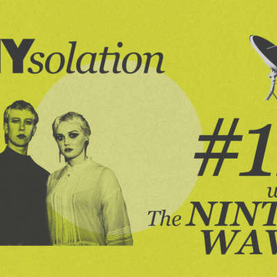 DIYsolation: #11 with The Ninth Wave