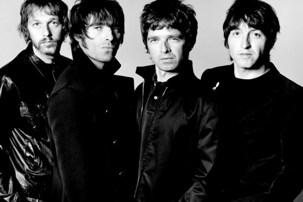 Oasis unveil unreleased demo 'Don't Stop...'