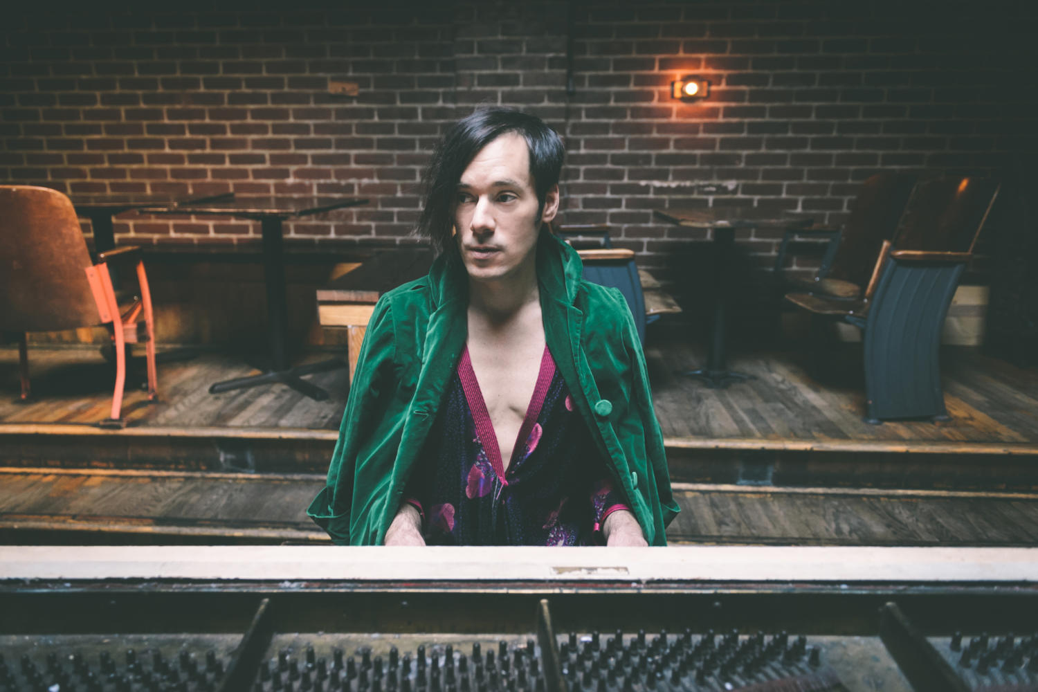 Of Montreal surprise release new EP 'Rune Husk'