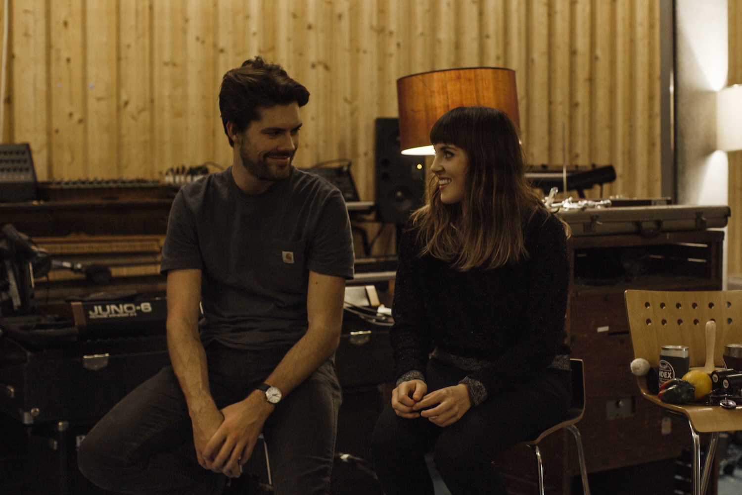 In The Studio: Oh Wonder