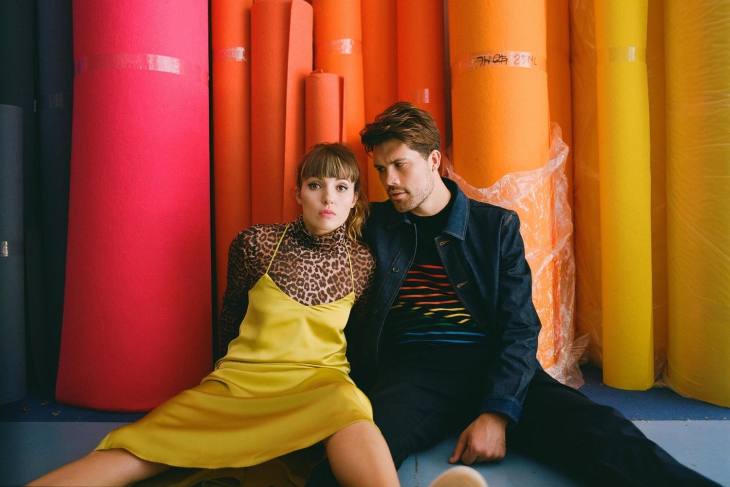 Oh Wonder announce new album 'No One Else Can Wear Your Crown'