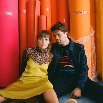 Oh Wonder share video for 'How It Goes'