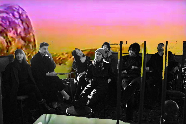 Bristol supergroup Pet Shimmers share surreal video for 'Mortal Sport Argonaut'