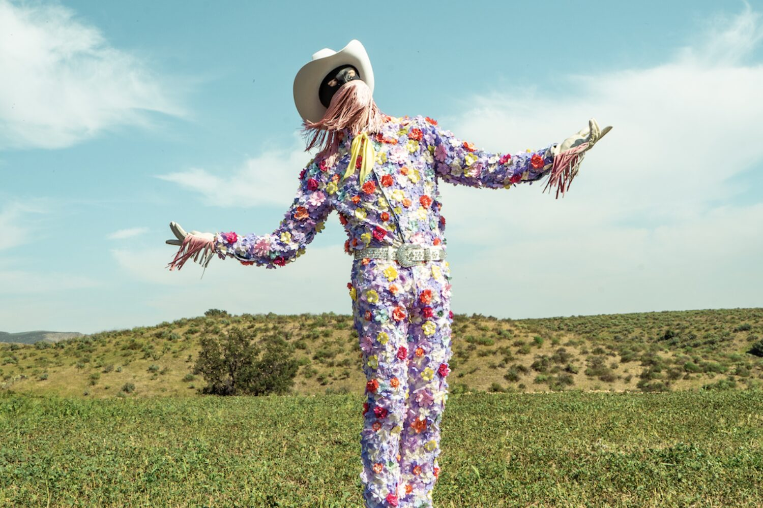 Orville Peck announces new 'Show Pony' EP