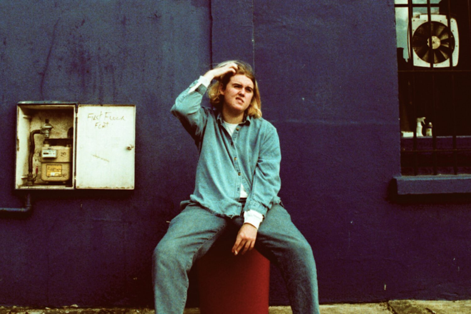 Oscar Lang offers up new track 'Get Out'