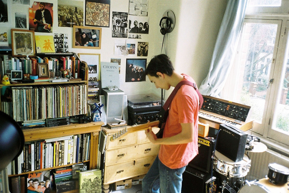 Roommates: The strange beauty of bedroom recording