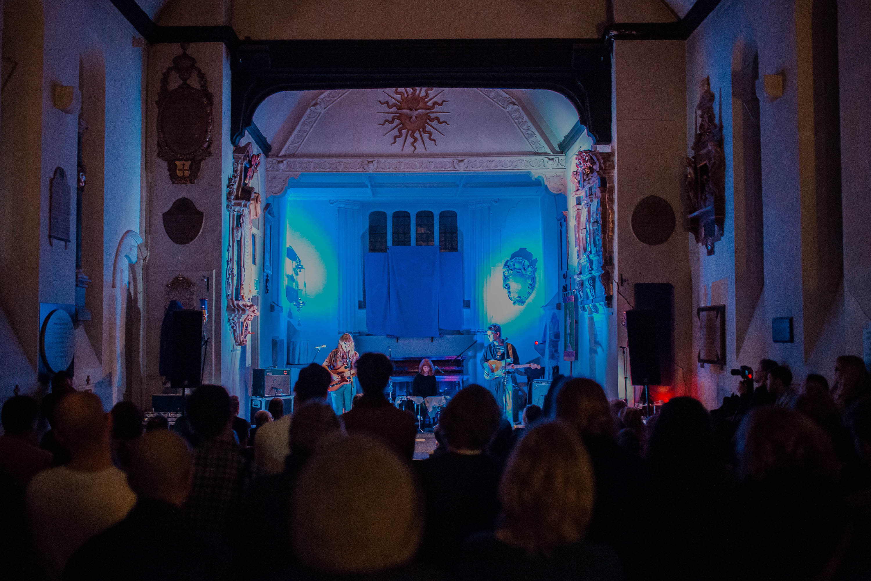 Our Girl, St Pancras Old Church, London