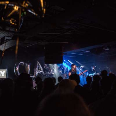 Goat Girl, Our Girl and King Nun toast DIY's Class of 2018 at The Borderline