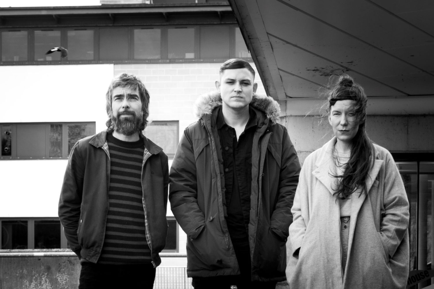 Out Lines have announced debut album 'Conflats'