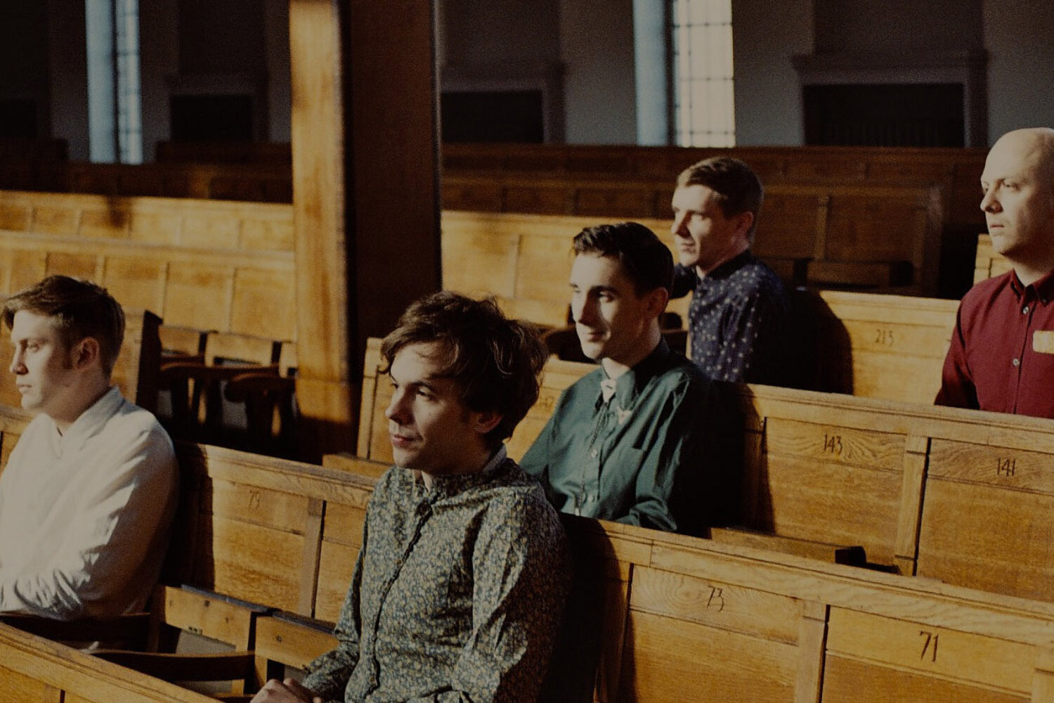 Outfit share video for 'Framed', confirm UK and European tour dates for September