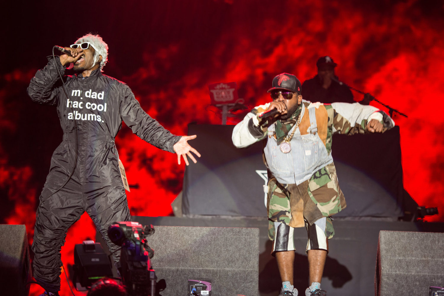 """Andre 3000 on Outkast reunion: """"I didn't wanna do the tour"""""""