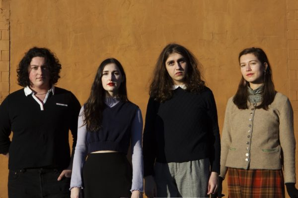 The Ophelias offer up new track 'Sacrificial Lamb'