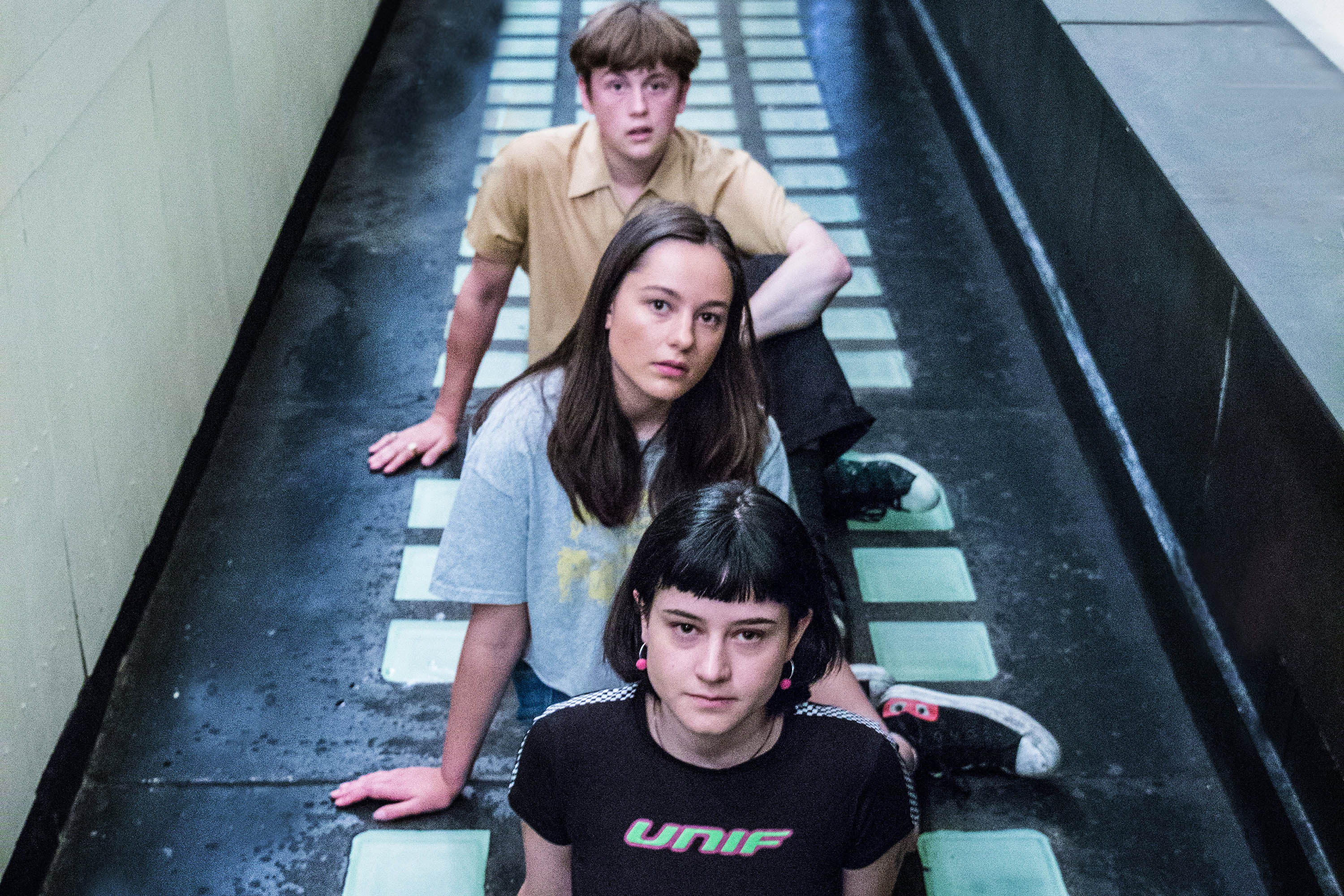 Here's… The Orielles!