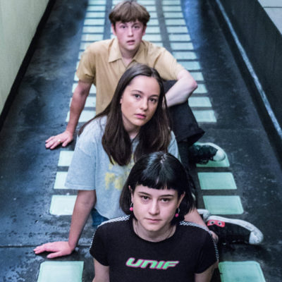 The Orielles share new track 'Blue Suitcase (Disco Wrist)'