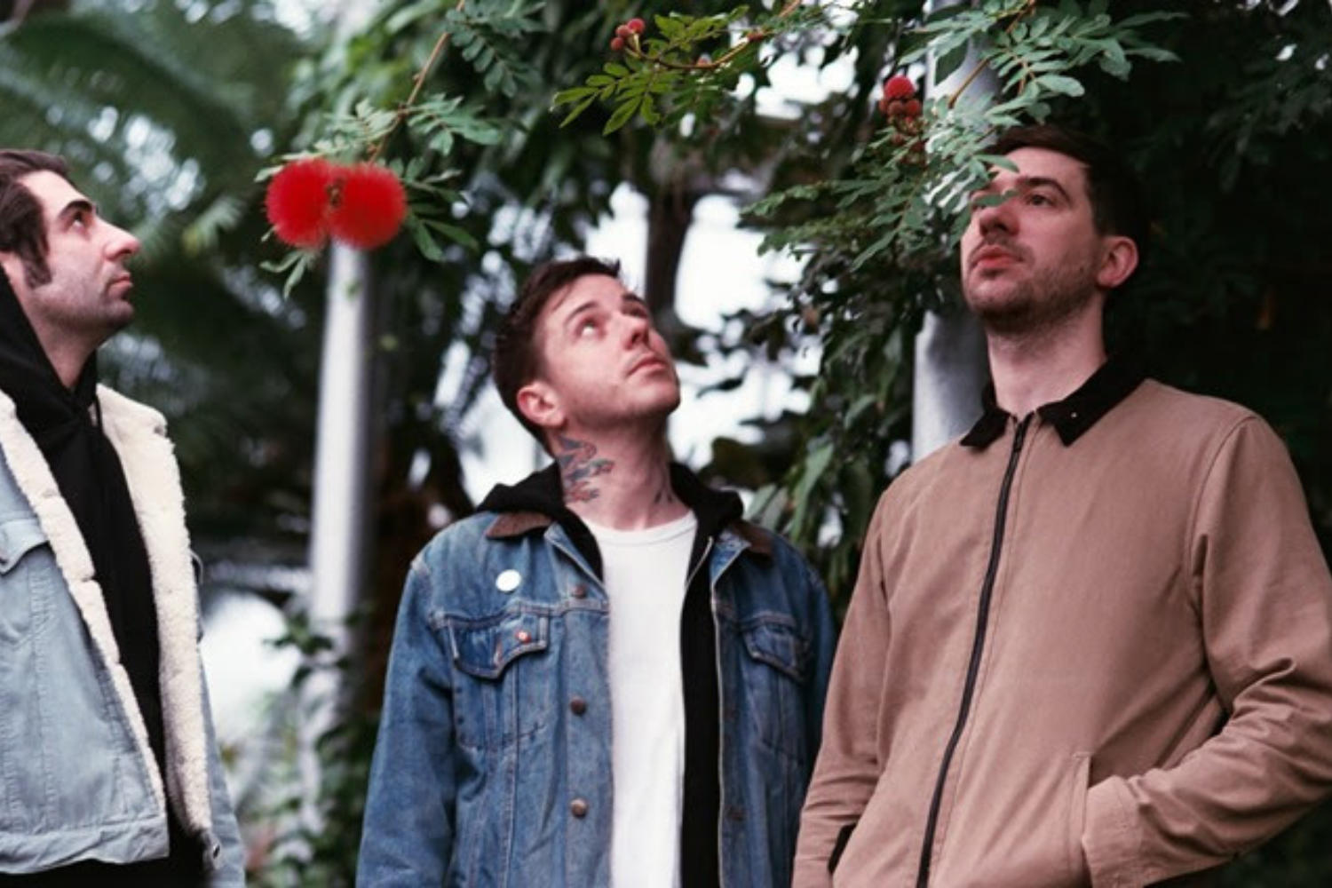 PAWS share video for 'Joanna'
