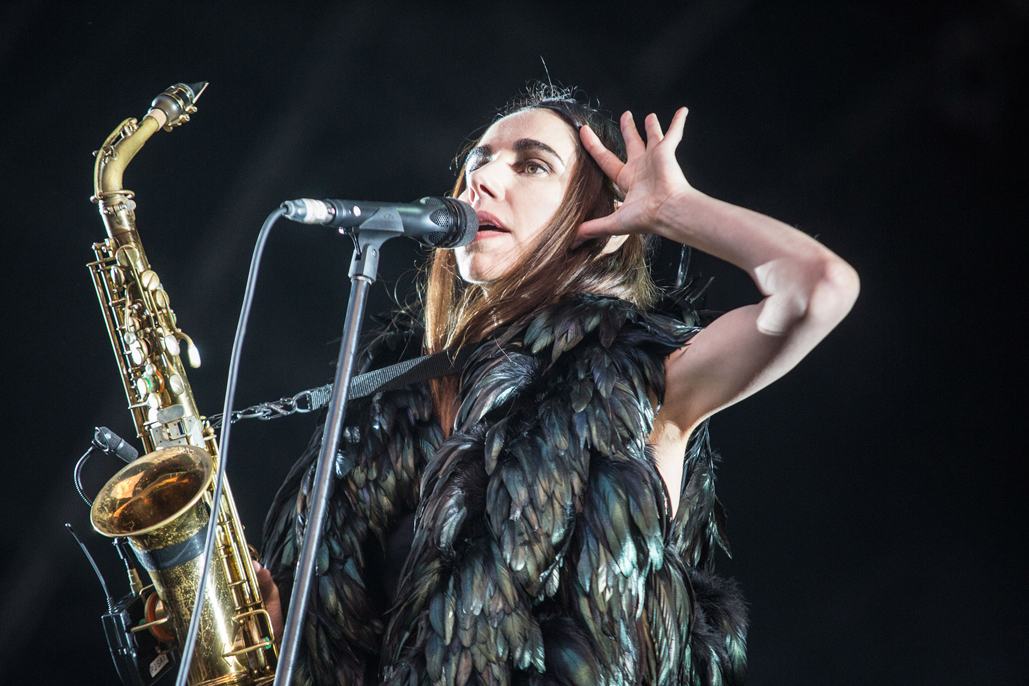 PJ Harvey, The xx, Franz Ferdinand and Flume to headline Rock en Seine 2017