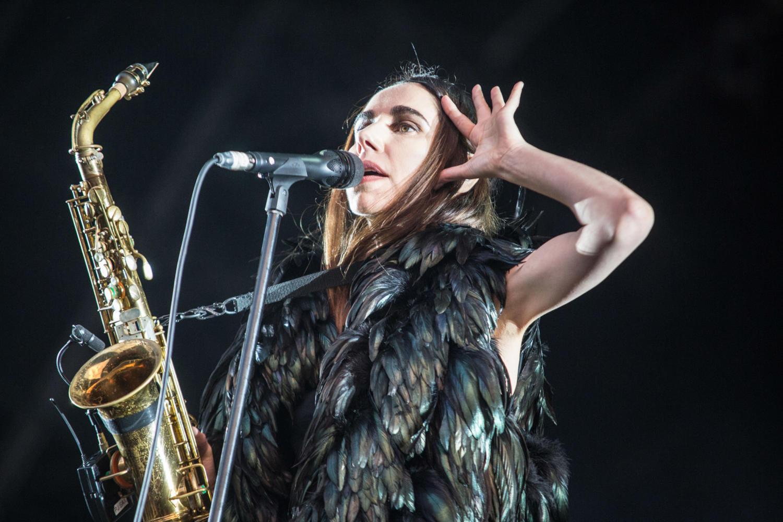 PJ Harvey, The xx, Franz Ferdinand and Flume to headline Rock en Seine 2017