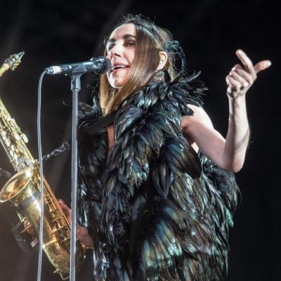PJ Harvey, alt-J, George Ezra and more for Sziget Festival