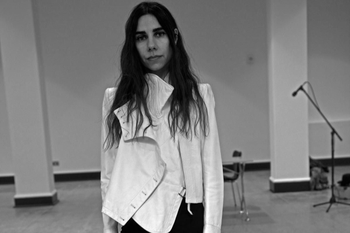 Observations from PJ Harvey's 'Recording in Progress'