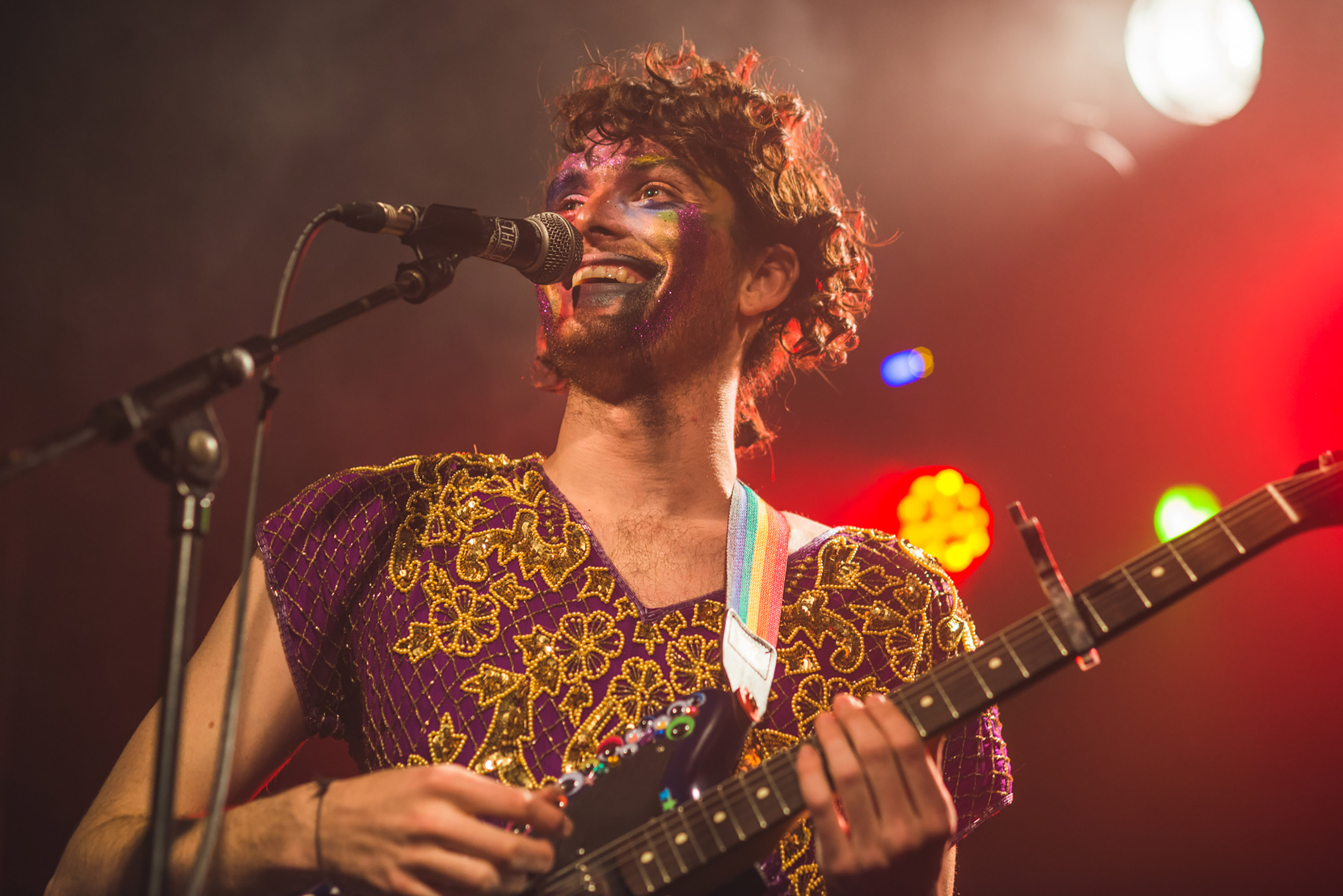 PWR BTTM, The Garage, London
