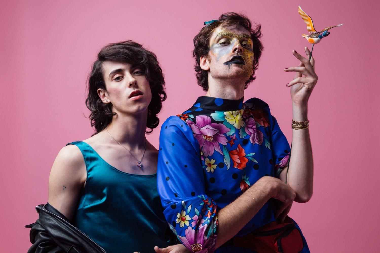 Stream PWR BTTM's new album 'Pageant' in full