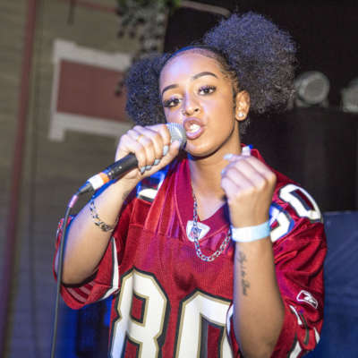 Paigey Cakey brings non-stop celebration to Birmingham Stand For Something date