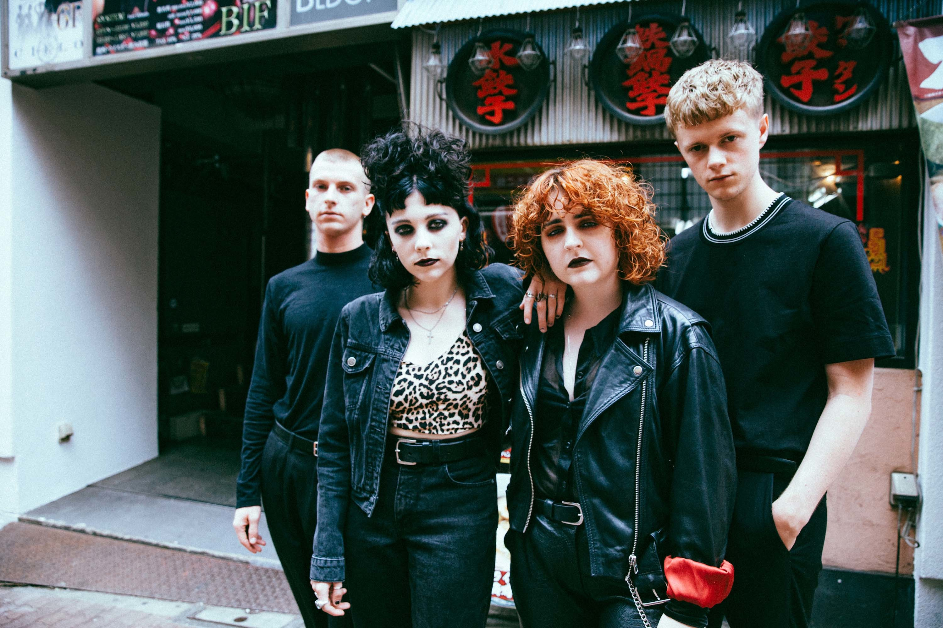 Pale Waves head out of the black for 'One More Time' video