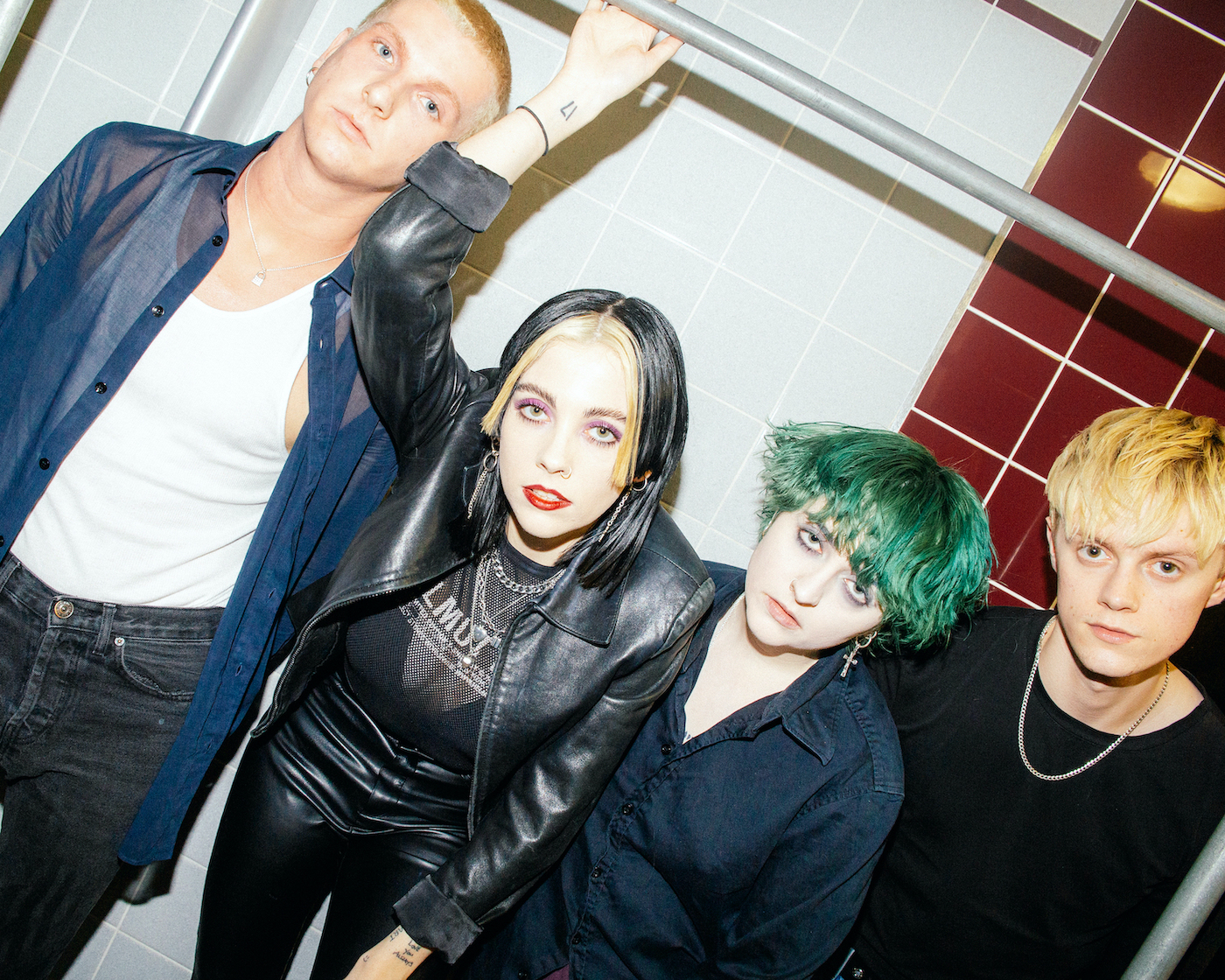 In The Studio With... Pale Waves