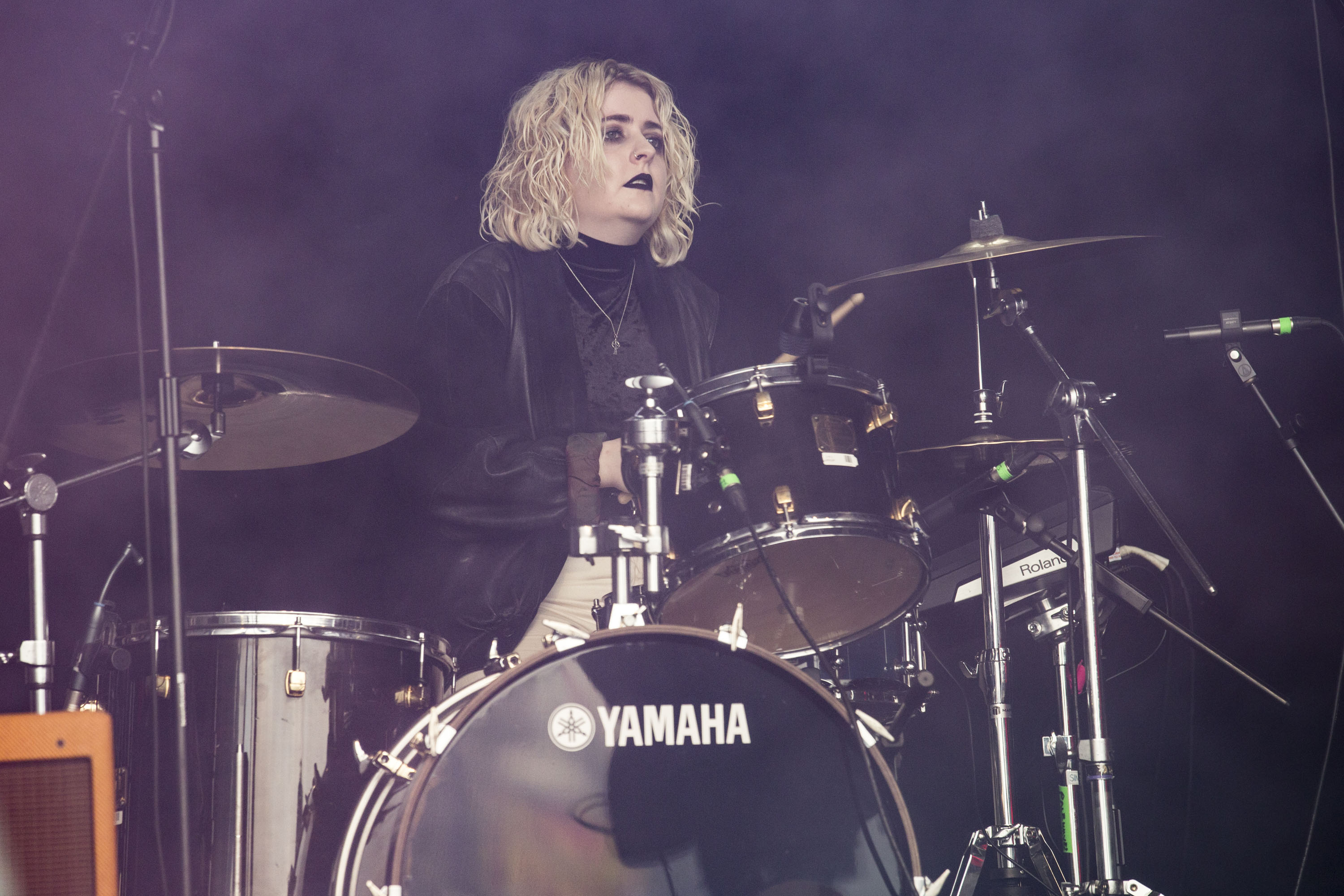 Pale Waves, Reading Festival, 2017