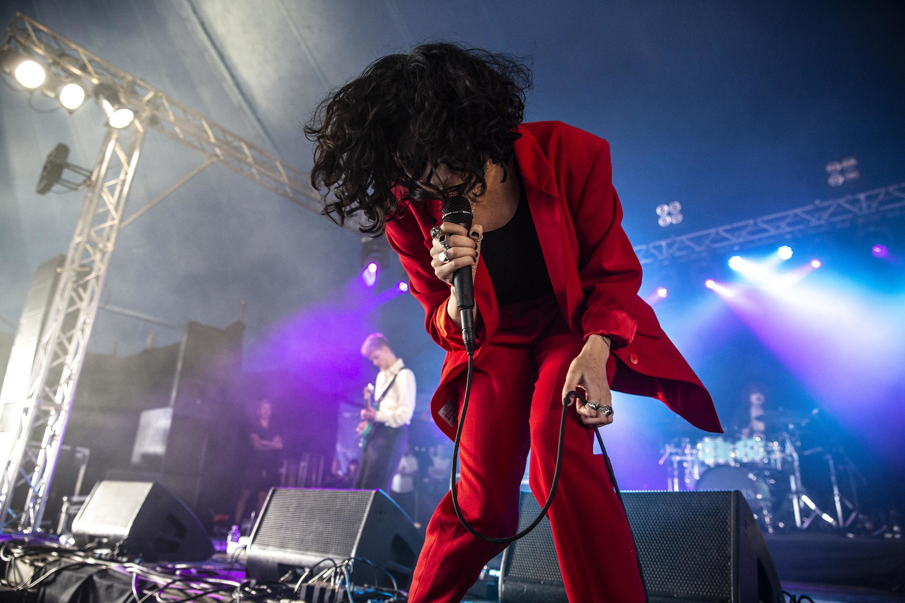 Panic! At The Disco, Brockhampton and Pale Waves lead a successful day two at Reading 2018