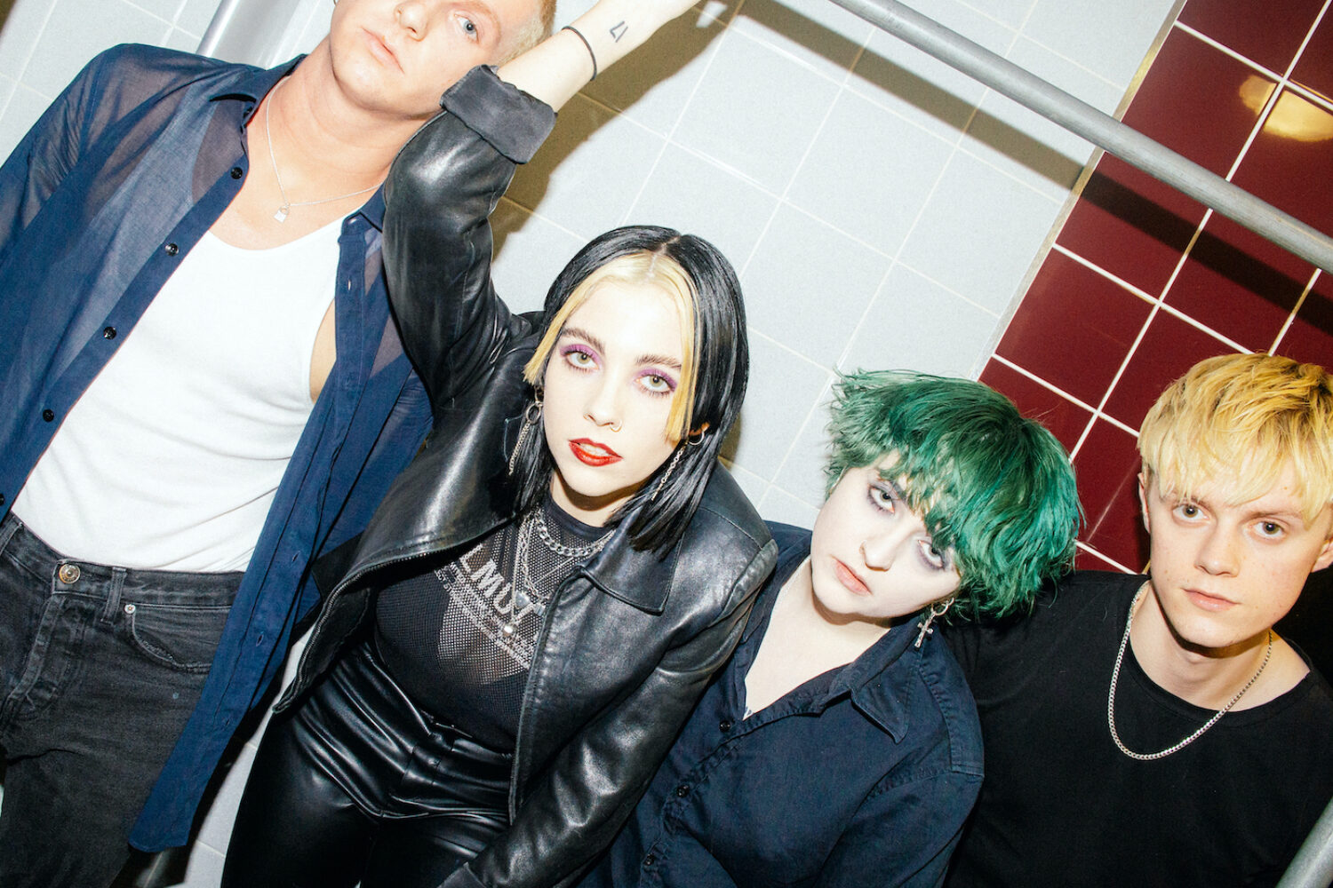 Pale Waves preview new track 'She's My Religion'