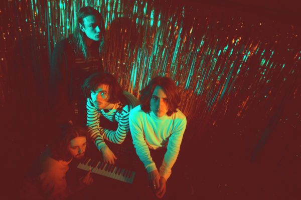 Palm Honey get wavy in new video for 'You Stole My Blackout'