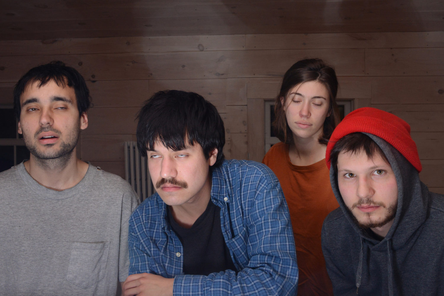 Palm share intricate 'Composite' single from new album 'Rock Island'