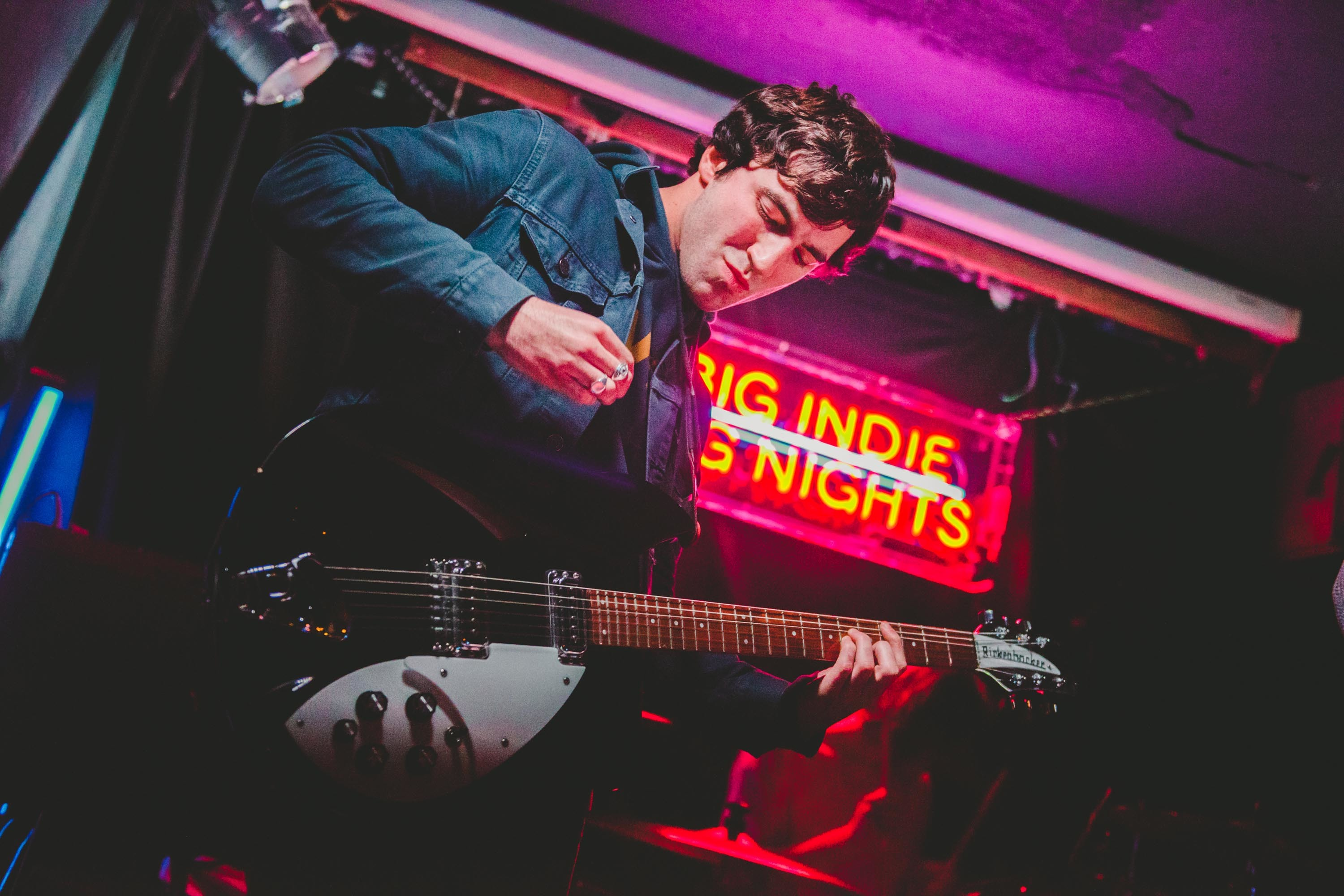 Big Indie Big Nights hits The Old Blue Last for festive celebrations