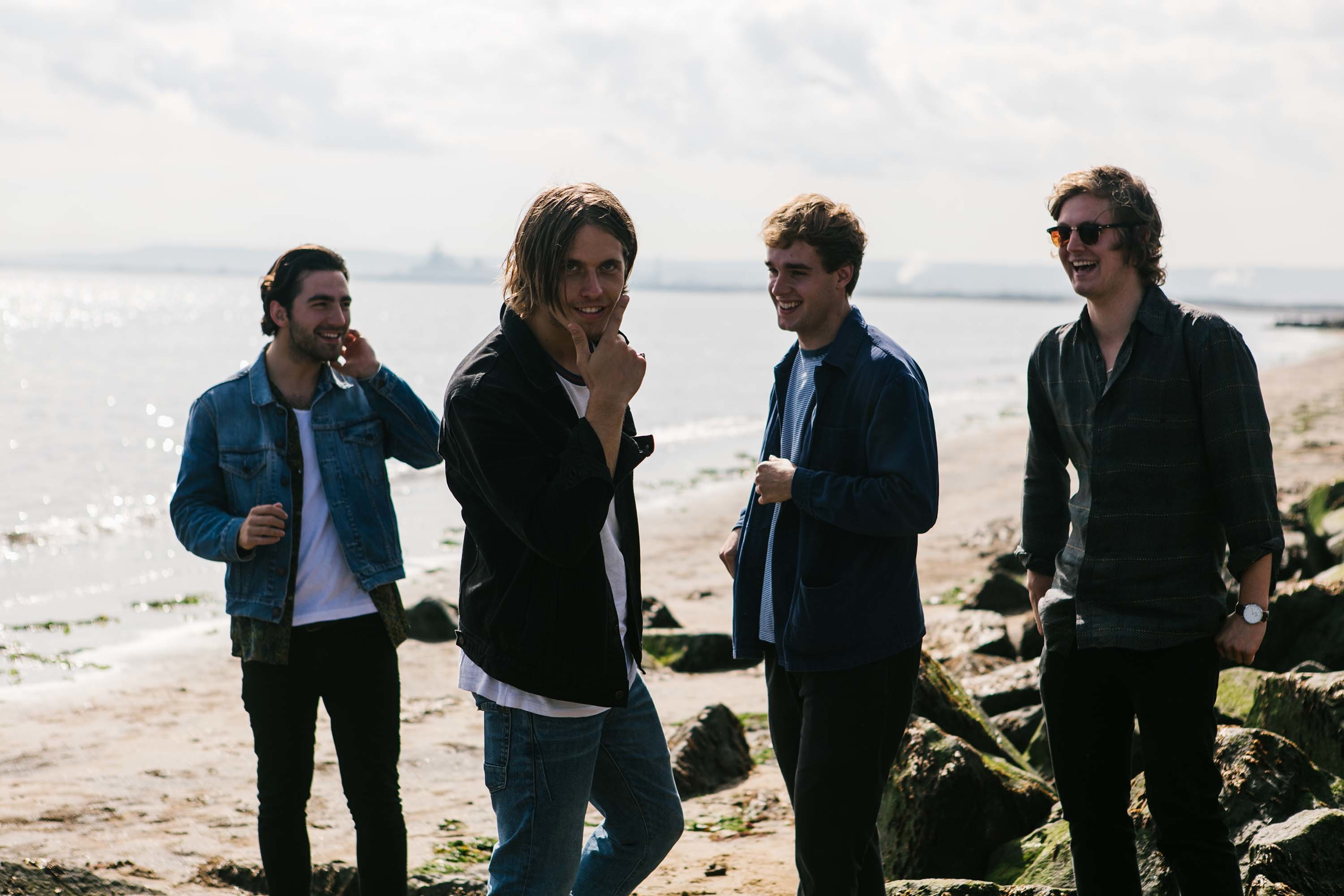 Para Alta are ready to soundtrack your hazy summer road trip on 'Home To You'