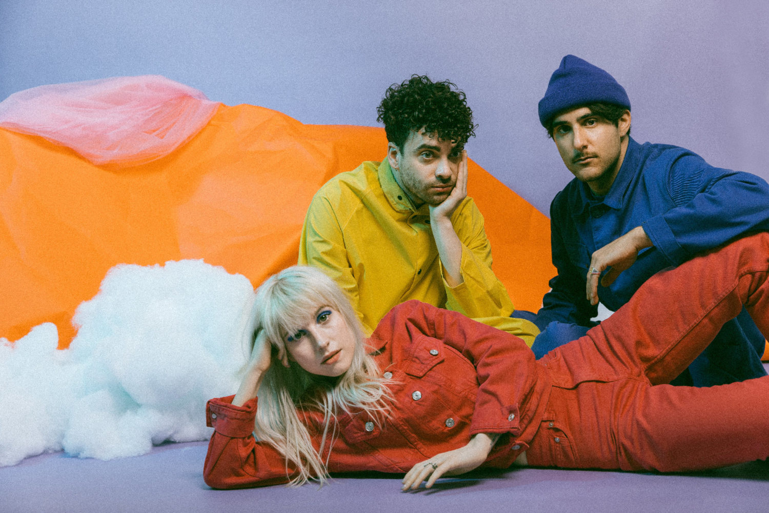Watch Paramore cover Fleetwood Mac and HalfNoise