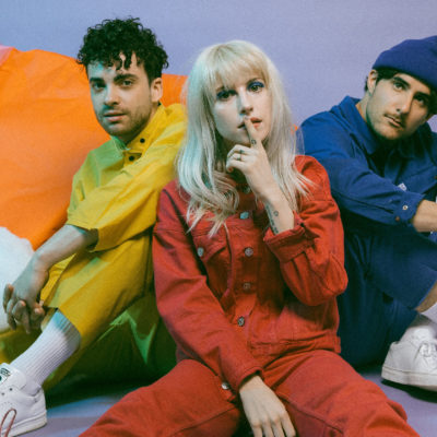 Paramore played a mini gig on Good Morning America