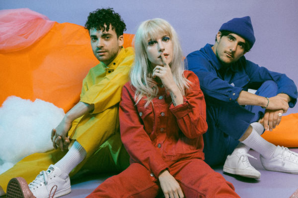 Time for moving on: Paramore