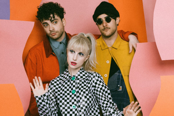 Paramore are on the cover of May's issue of DIY!